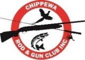 Chippewa Rod & Gun Club logo